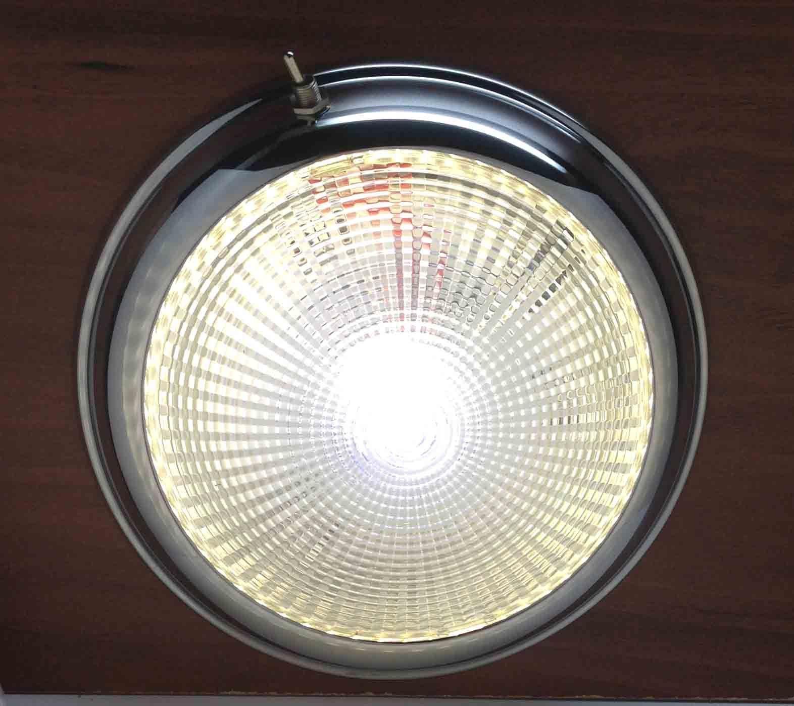 LED Dome Light Marine and RV Lighting & Accessories - Pactrade MarineTAGLINE