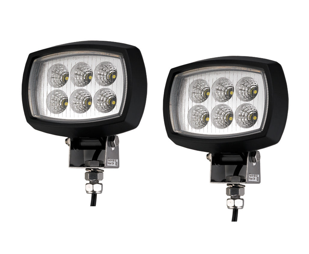 2 PCS LED FLOODLIGHT SPOTLIGHT ULTRA BRIGHT