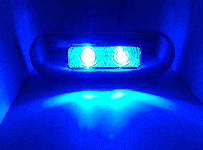 Led Oblong Courtesy Light Marine And Rv Lighting