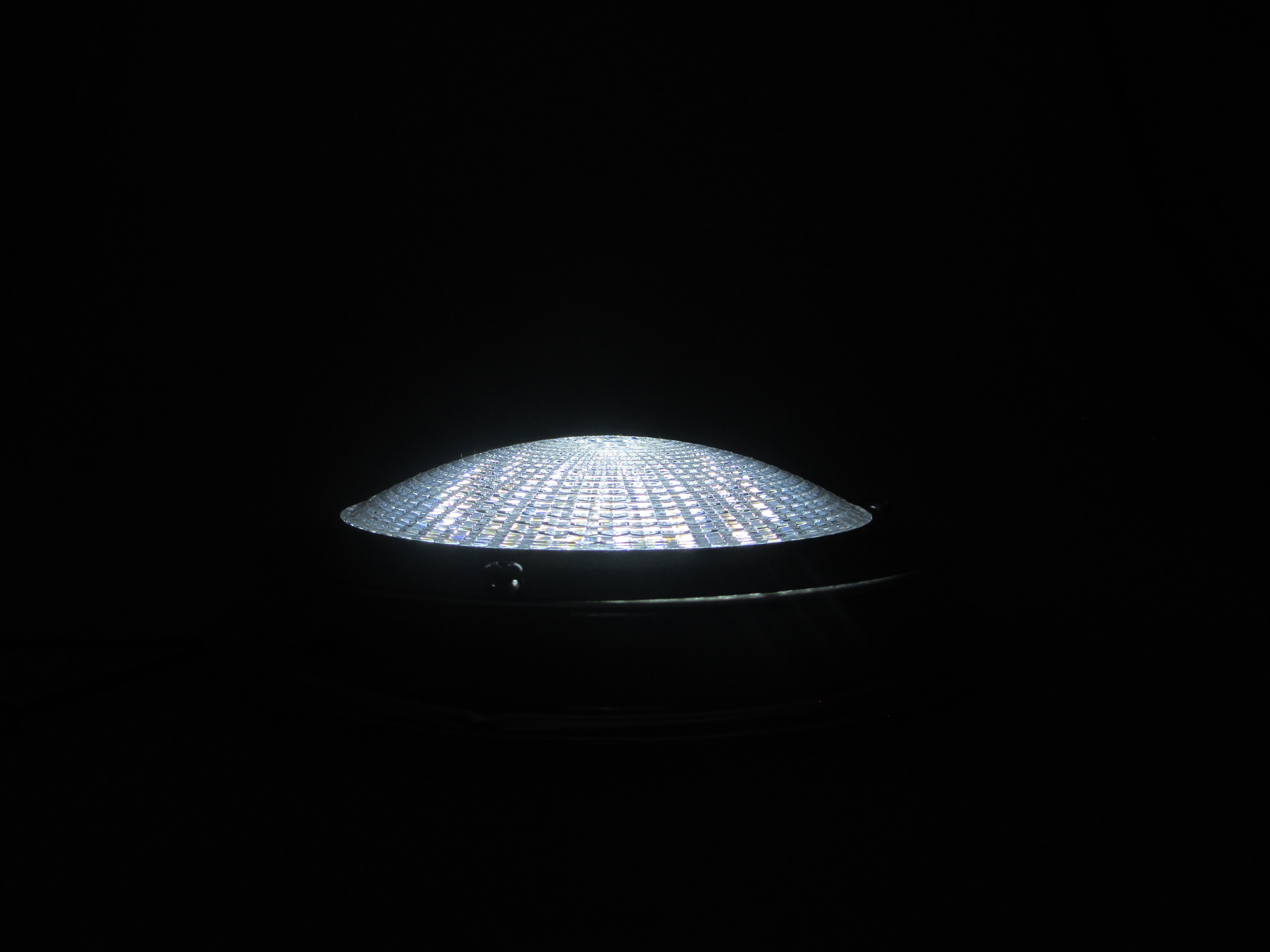 "PACTRADE MARINE 3/"" PC LENS BOAT CAR RV LED CEILING//CABIN//DOME LIGHT SS 304 12 V"