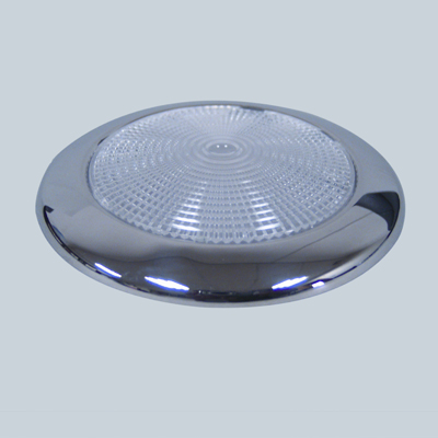 Bright Slim LED Ceiling Light w/ Motion Sensor