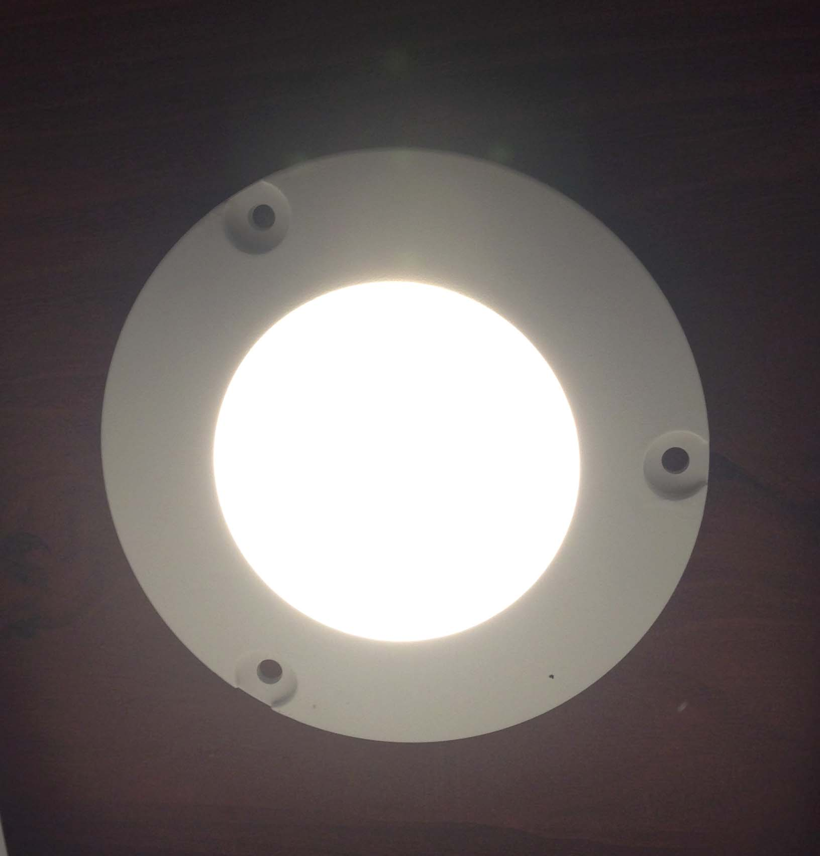 Marine Boat Rv Bright Dimmable Led Cockpit Light Flush Mount Ceiling 4 Quot Marine And Rv Lighting