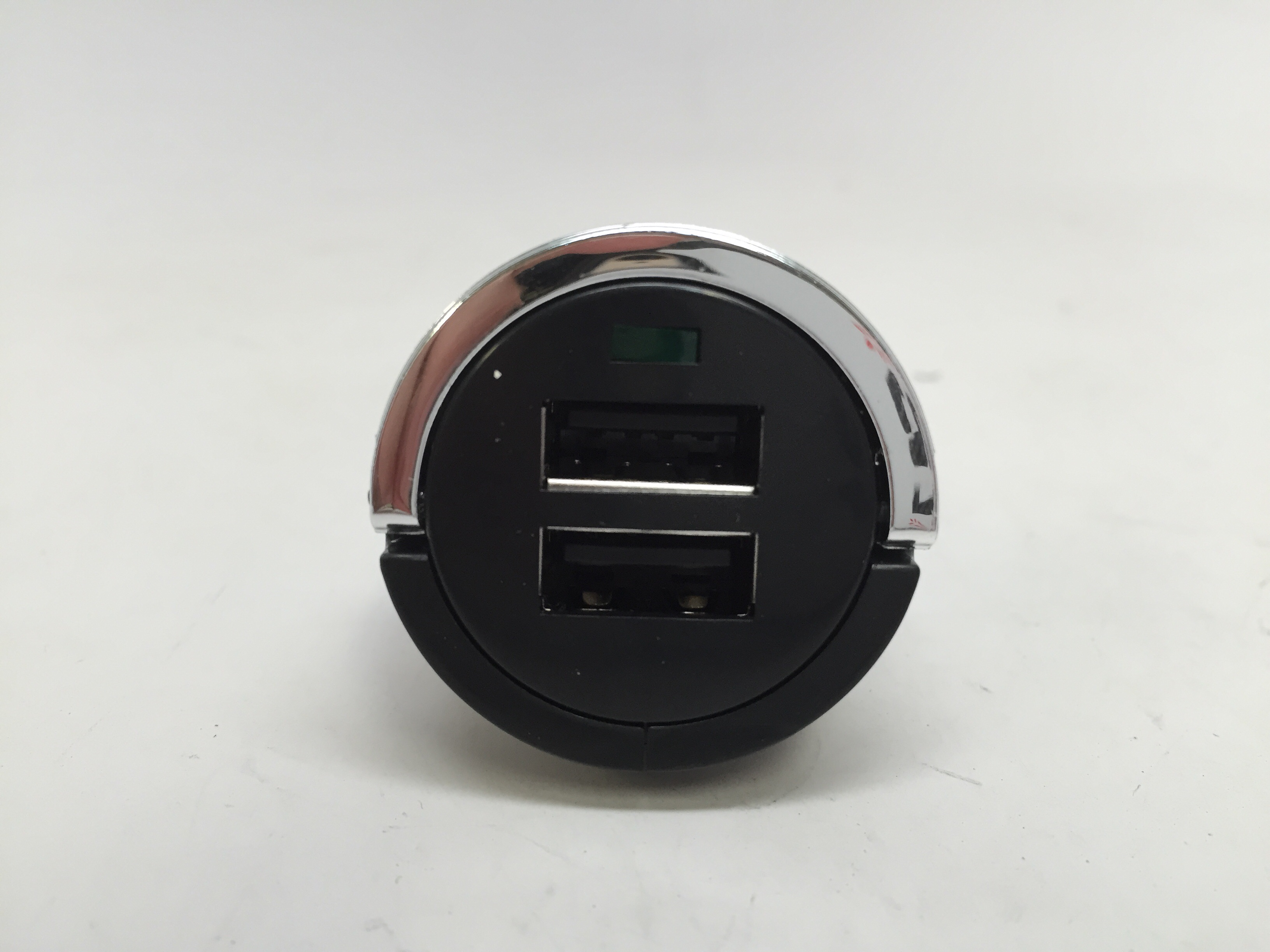MARINE RV CAR TRUCK TRAILER BLACK MINI USB CHARGER INPUT 12-24V