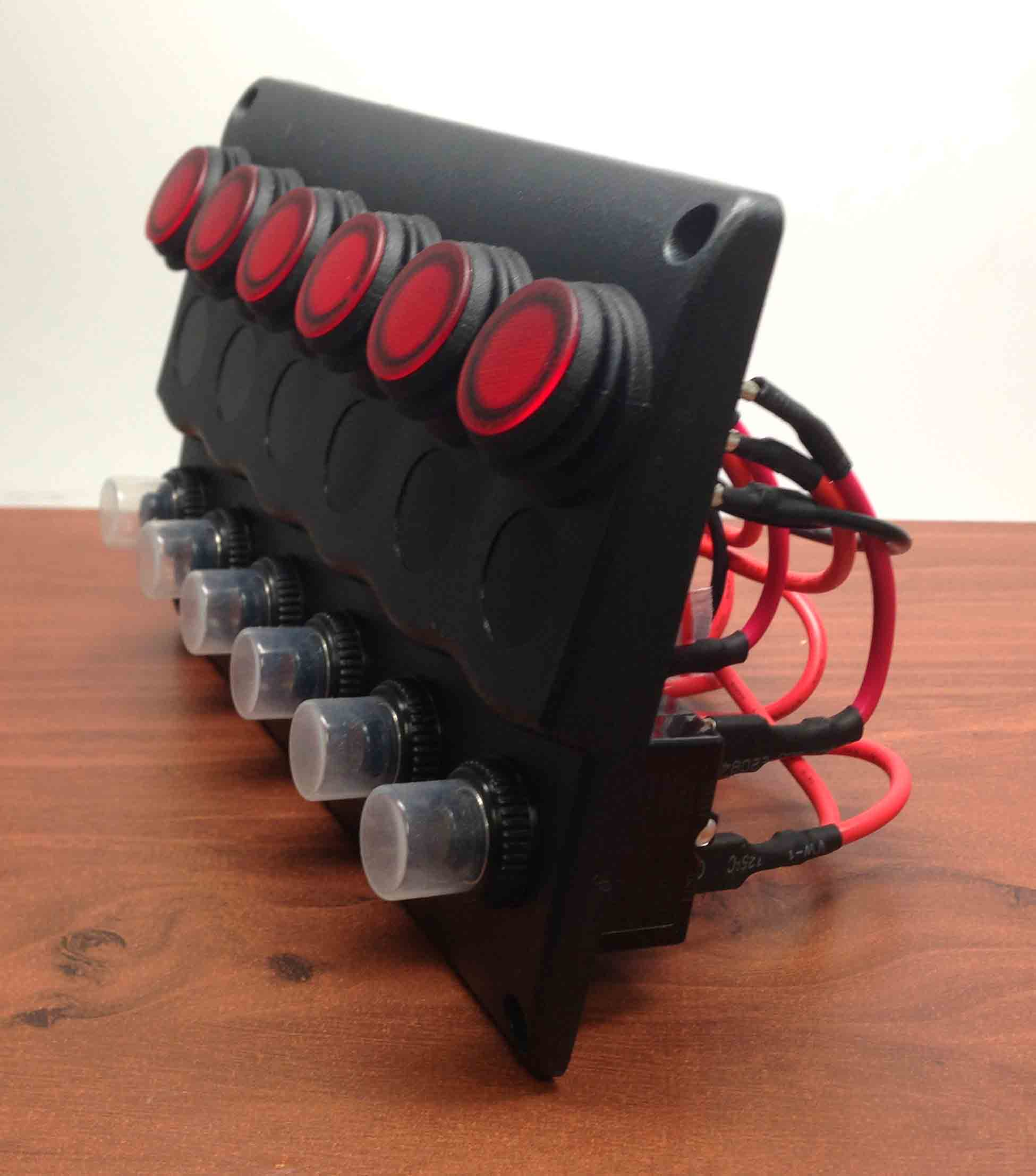The Tritium Type 3 Solar Engine Motor Controlcar Wiring Diagram
