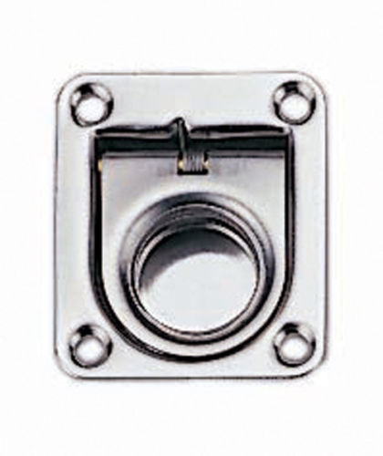 "MARINE BOAT STAINLESS STEEL 304 LIFT HANDLE WITH SPRING 1.5""BY1."