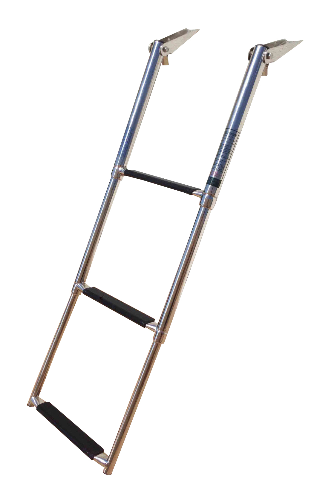 4 Step Safety Ladder With Grips