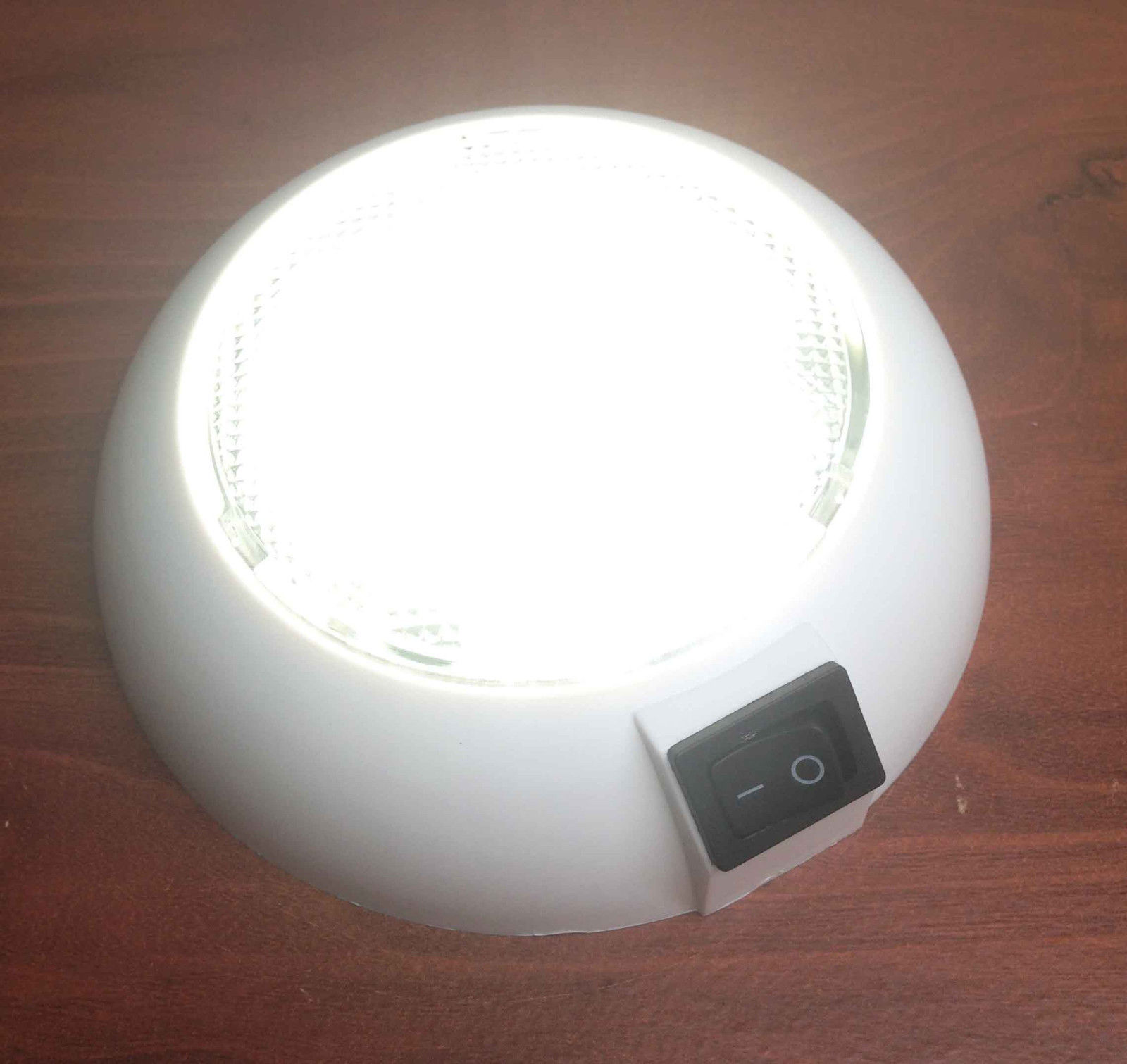 Marine Boat Rv Led Cabin Round Pc Ceiling Light Surface