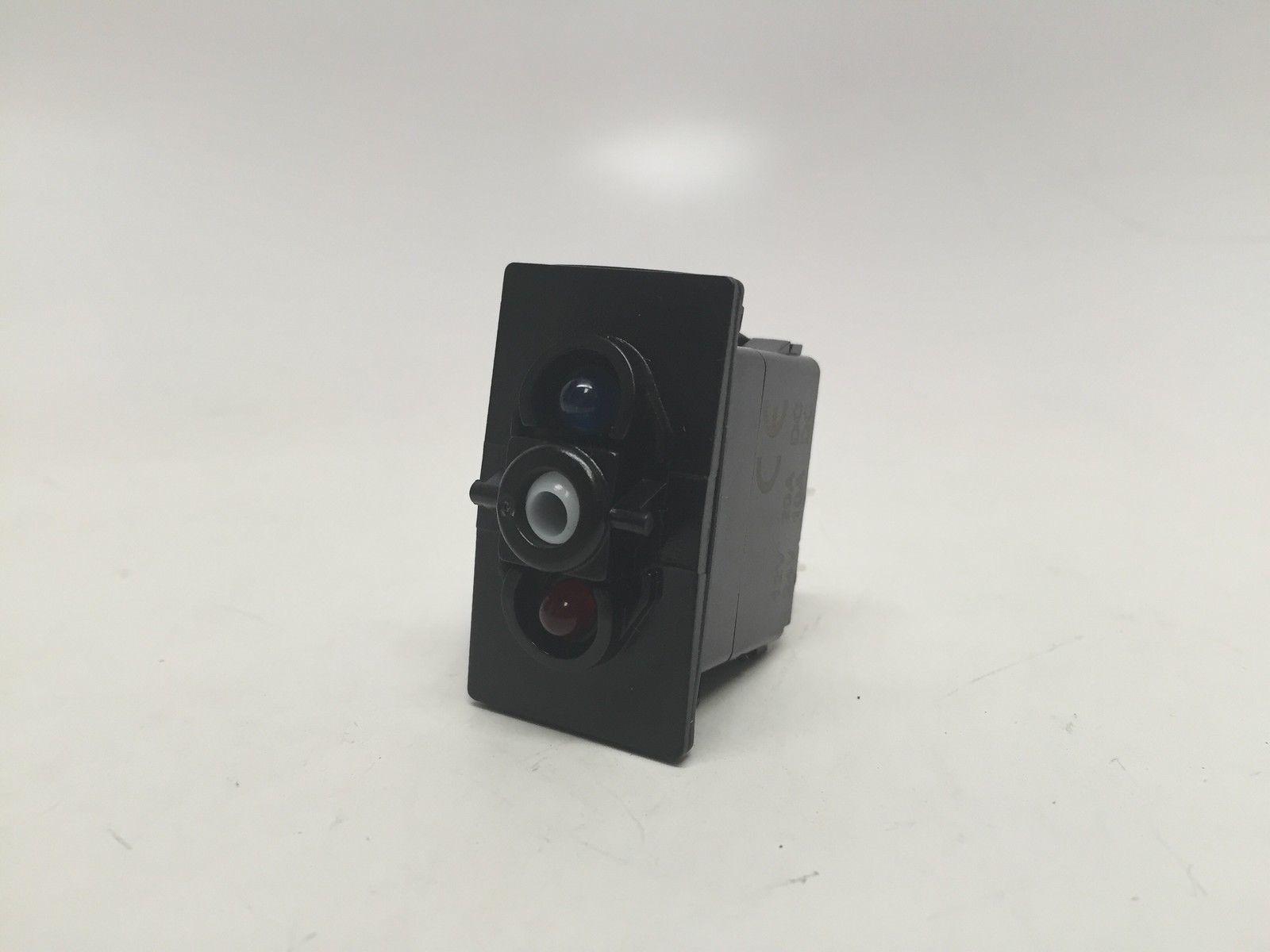 Rv Auto Trailer Power Rocker Switch On Off On Spdt 4 Pin 2