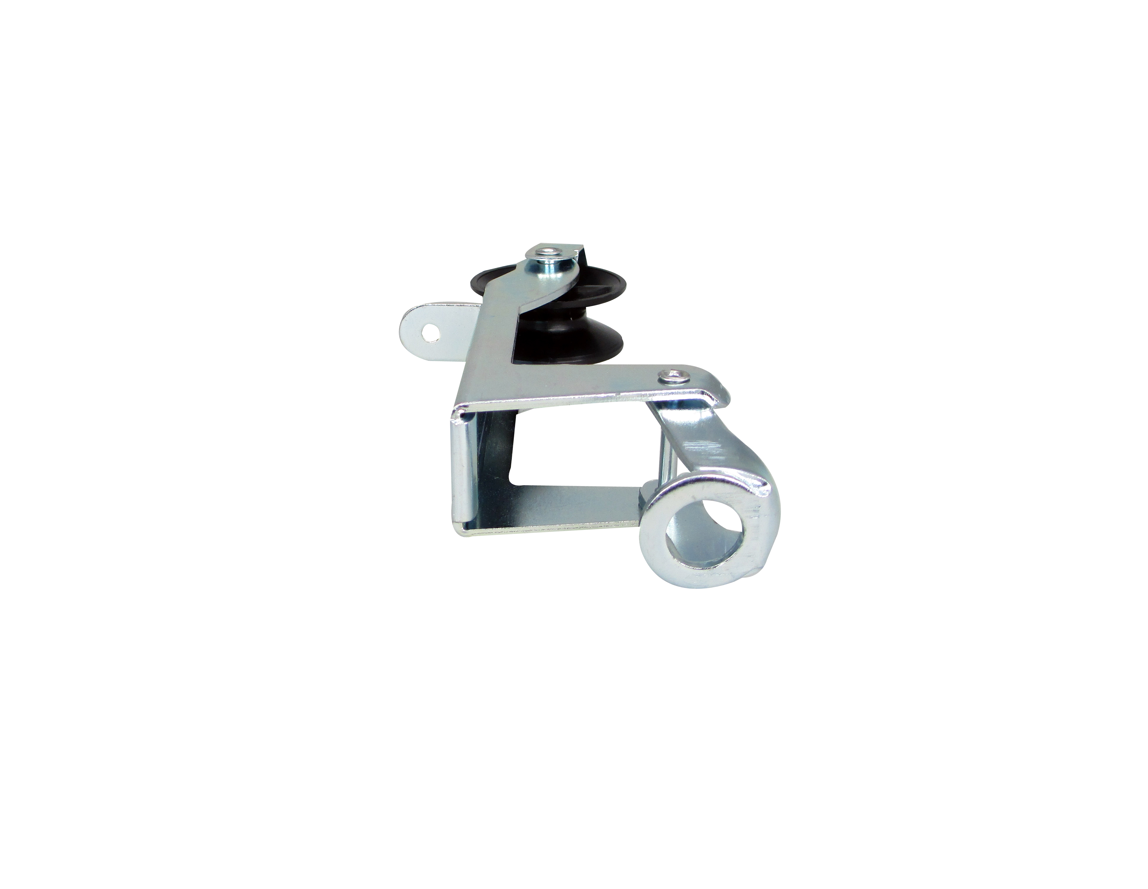 Pactrade Marine Small Boat Anchor Locking Control Pulley Bow Roller 1//4 to 1//2 Rope Up to 20Lbs