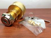 MARINE BRASS IGNITION STARTER SWITCH 4 TERMINALS 3 POSITIONS HEA