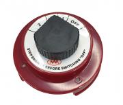 Pactrade Marine Boat Dual Battery Selector Disconnect Switch