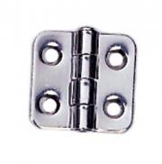 BOAT MARINE STAINLESS STEEL 304 4 HOLES HINGE 1.5 BY 1.4 INCHES