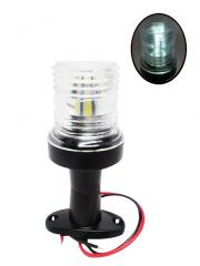 Boat All Around LED Fixed Mount Navigation Light 12 VDC