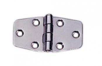 MARINE BOAT STAINLESS STEEL 304 6 HOLES HINGE 2.9 BY 1.5 INCHES