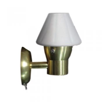 MINI LED BRASS DIMMABLE WALL LIGHT MARINE BOAT BEAUTIFUL ACCENT