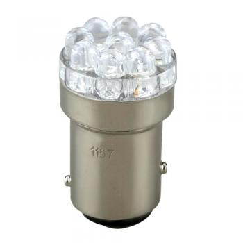 MARINE BOAT NON PARALLEL LED BULB LIGHT DOUBLE CONTACT