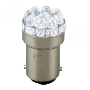 MARINE LED BULB B15D TYPE SINGLE CONTACT LEVEL PINS REPLACEMENT